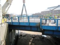 Hamilton Avenue Bascule Bridge Project
